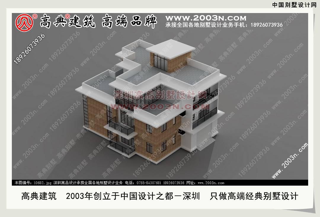 湖南现代别墅设计平面图 别墅设计网 深圳高品别墅设计公司